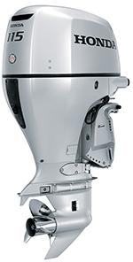 Honda 115 HP Outboard Motor