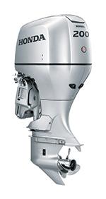 Honda 200 HP Outboard Motor