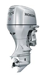 Honda 225 Outboard Motor image